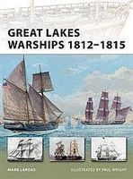 Osprey-Publishing Great Lakes Warships 1812-15 Military History Book #nvg188