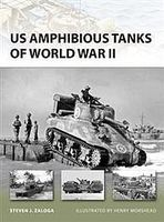 Osprey-Publishing US Amphibious Tanks of WWII Military History Book #nvg192