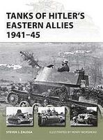 Osprey-Publishing Tanks of Hitler's Eastern Allies 1941-45 Military History Book #nvg199