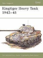 Osprey-Publishing Kingtiger Heavy Tank Military History Book #nvg1