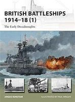 Osprey-Publishing British Battleships 1914-18 1 Military History Book #nvg200
