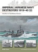 Osprey-Publishing Imperial Japanese Navy Destroyers 1919-45 2 Military History Book #nvg202
