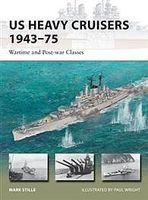 Osprey-Publishing US Heavy Cruisers 1943-75 Military History Book #nvg214