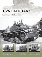 Osprey-Publishing T-26 Light Tank Military History Book #nvg218