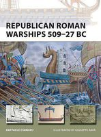 Osprey-Publishing Republican Roman Warships 509-27 BC Military History Book #nvg225