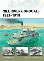 Osprey-Publishing Nile River Gunboats 1882-1918 Military History Book #nvg239