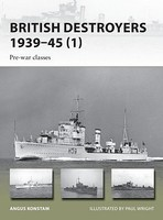 Osprey-Publishing BRITISH DESTROYER 1939-45