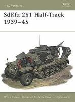 Osprey-Publishing SdKfz 251 Half-Track 1939-45 Military History Book #nvg25
