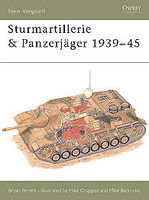 Osprey-Publishing Sturmartillerie & Panzerjager 1939-45 Military History Book #nvg34