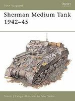 Osprey-Publishing Sherman Medium Tank 1942-45 Military History Book #nvg3