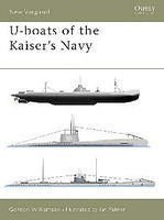 Osprey-Publishing U-Boats of the Kaisers Navy Military History Book #nvg50