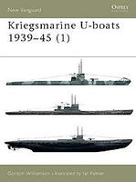 Osprey-Publishing Kriegsmarine U-Boats 1939-45 Military History Book #nvg51