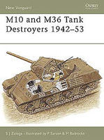 Osprey-Publishing The M10 and M36 Tank Destroyers 1942-53 Military History Book #nvg57