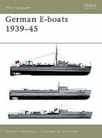 Osprey-Publishing German E-Boats 1939-45 Military History Book #nvg59