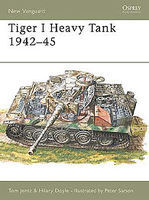 Osprey-Publishing Tiger I Heavy Tank 1942-45 Military History Book #nvg5