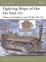 Osprey-Publishing Fighting Ships of the Far East 1 Military History Book #nvg61