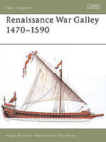 Osprey-Publishing Renaissance War Galley 1470-1590 Military History Book #nvg62