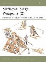 Osprey-Publishing Medieval Siege Weapons 2 Military History Book #nvg69