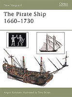 Osprey-Publishing The Pirate Ship 1660-1730 Military History Book #nvg70