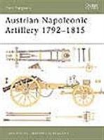 Osprey-Publishing Austrian Napoleonic Artillery 1792-1815 Military History Book #nvg72