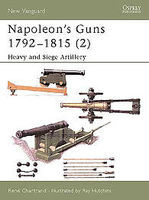 Osprey-Publishing Napoleons Guns 1792-1815 2 Military History Book #nvg76