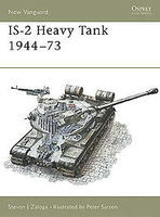 Osprey-Publishing IS-2 Heavy Tank 1944-73 Military History Book #nvg7