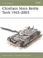 Osprey-Publishing Chieftain Main Battle Tank 1965-2003 Military History Book #nvg80
