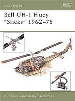 Osprey-Publishing Bell UH-1 Huey Slicks 1962-75 Military History Book #nvg87