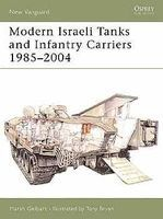 Osprey-Publishing Modern Israeli Tanks and Infantry Carriers Military History Book #nvg93