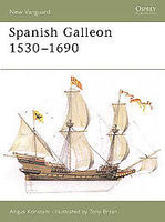 Osprey-Publishing The Spanish Galleon 1530-1690 Military History Book #nvg96