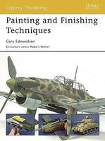 Osprey-Publishing Painting & Finishing Techniques Modelling Manual #om45
