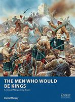 Osprey-Publishing The Man Who Would be King Military History Book #owg16