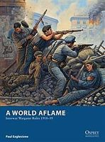 Osprey-Publishing A World Aflame Military History Book #owg2