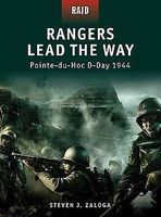 Osprey-Publishing Rangers Lead the Way Pointe-du-Hoc D-Day 1944 Military History Book #r1