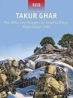 Osprey-Publishing Takur Ghar The Seals & Ranger on Roberts Ridge Military History Book #r39