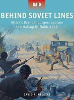 Osprey-Publishing Behind Soviet Lines Military History Book #r47