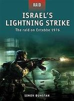 Osprey-Publishing Israelis Lightning Strike Military History Book #rid2