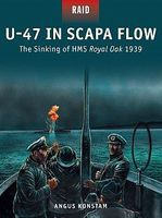 Osprey-Publishing U-47 in Scapa Flow Military History Book #rid33