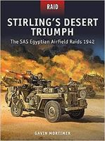 Osprey-Publishing Stirlings Desert Triumph Military History Book #rid49