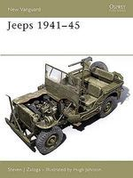 Osprey-Publishing Jeeps 1941-1945 Military History Book #v117