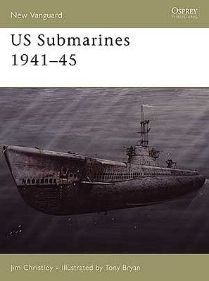 Osprey-Publishing US Submarines 1941-1945 Military History Book #v118