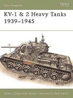 Osprey-Publishing KV1 & 2 Heavy Tank 1941-1945 Military History Book #v17
