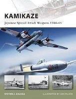 Osprey-Publishing Kamikaze Japanese Special Attack Weapons 1944-45 Military History Book #v180