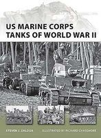 Osprey-Publishing US Marine Corps Tanks of WWII Military History Book #v186