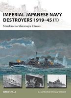 Osprey-Publishing Imperial Japanese Navy Destroyers 1919-45 (1) Military History Book #v198