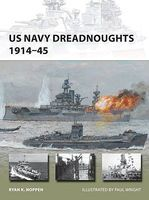 Osprey-Publishing US Navy Dreadnoughts 1914-45 Military History Book #v208