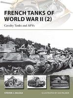 Osprey-Publishing French Tanks of WWII (2) Military History Book #v213