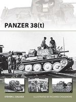 Osprey-Publishing Panzer 38(t) Military History Book #v215