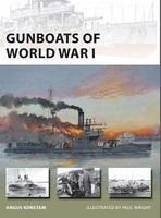 Osprey-Publishing Gunboats of WWI Military History Book #v221