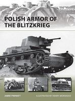 Osprey-Publishing Vanguard- Polish Armor of the Blitzkrieg Military History Book #v224